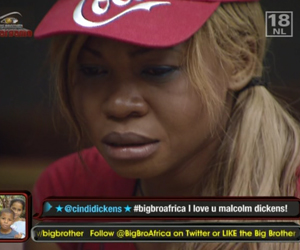 BBA Update: Goldie Harvey breaks down in tears.