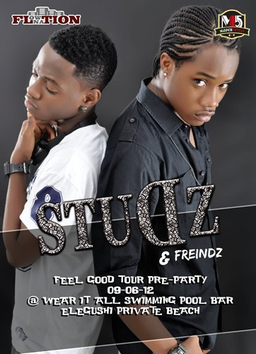 STUDZ & Friends (Feel Good Tour Pre-Party)