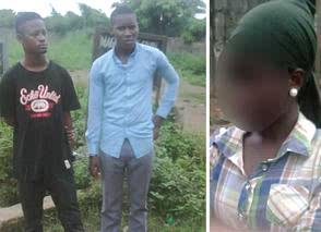 (Photo) Lady Is Raped Two Weeks To Wedding..